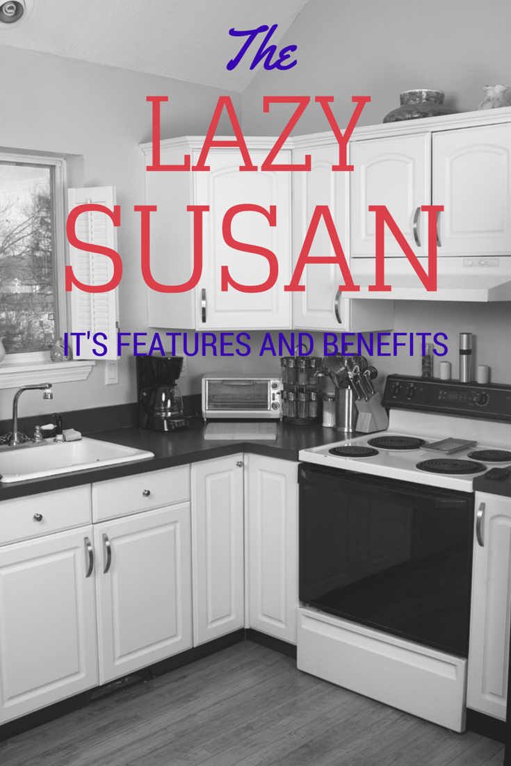 Built-in Lazy Susan: Types and Benefits.
