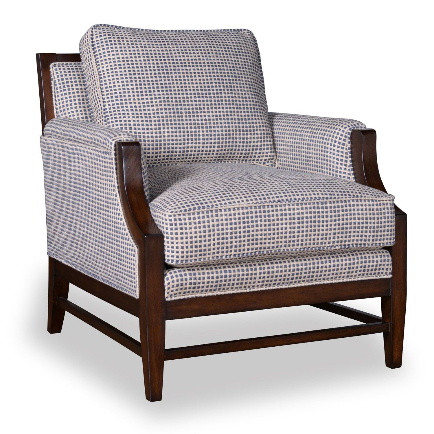A R T Furniture 5001AA Bristol Linen Accent Chair with