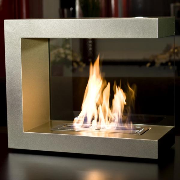 Bacasiz Somine Kaliflame With Images Portable Fireplace