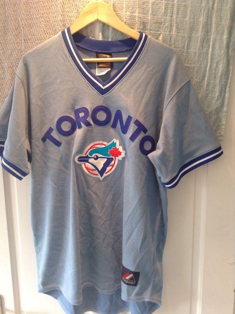 Toronto Blue Jays Retro Cooperstown Baseball Jersey Shirt