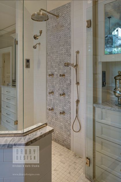 At home spa experience kohler dtv digital showering - What uses more water bath or shower ...