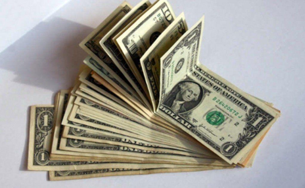 Dólar al menudeo escala a $20.03 - El Universal