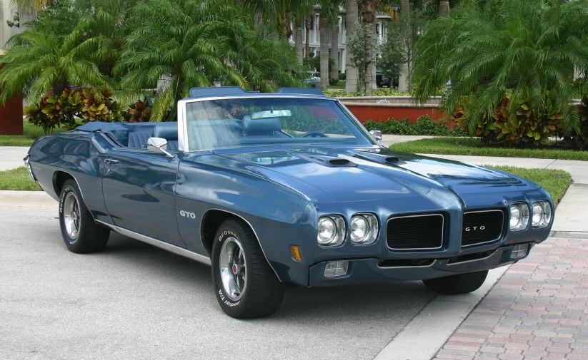 If Your Pontiac Gto Comes With A Good Security System Meaning The