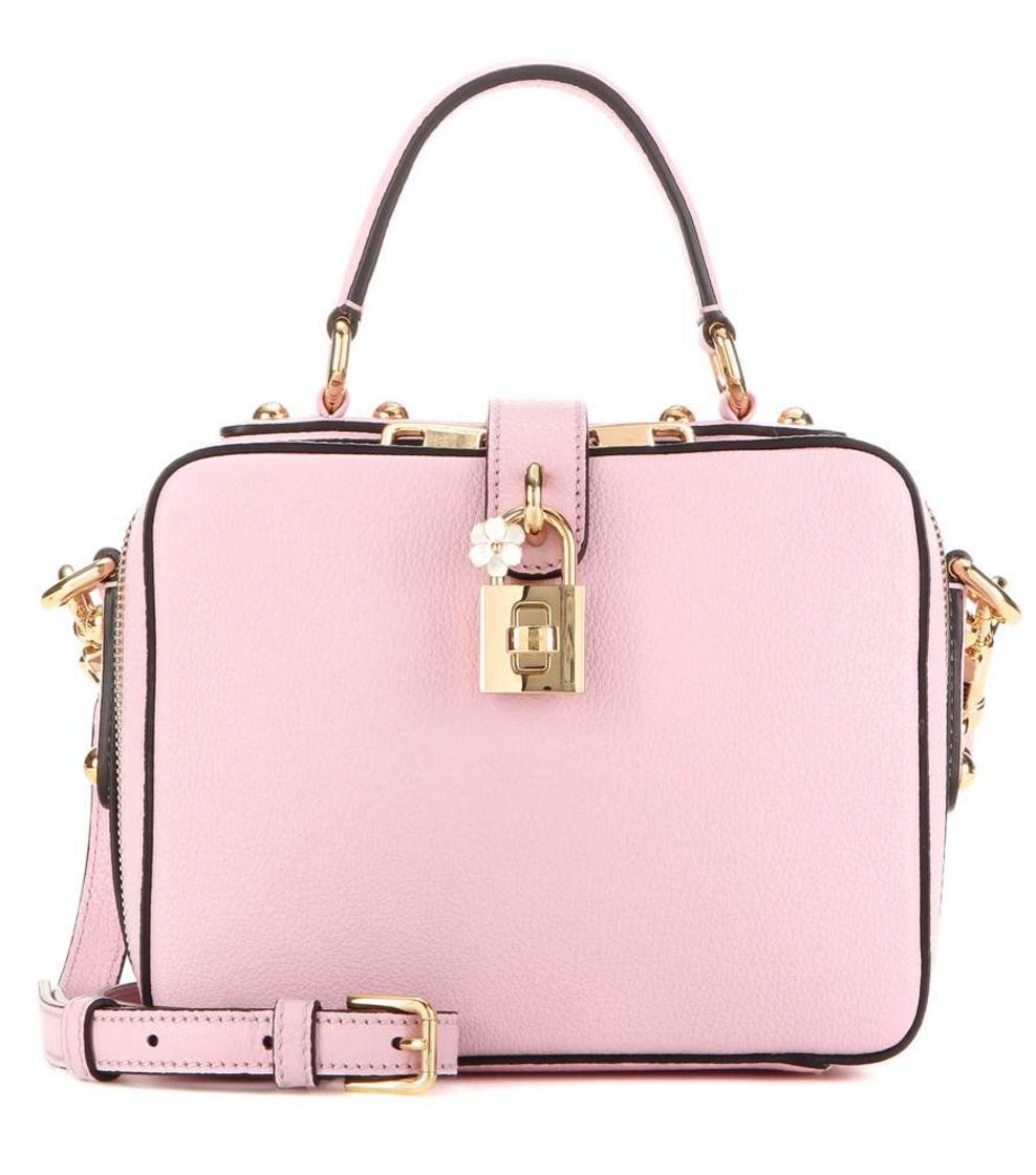DOLCE   GABBANA Rosaria leather shoulder bag £ 1 ffbfb459fae41