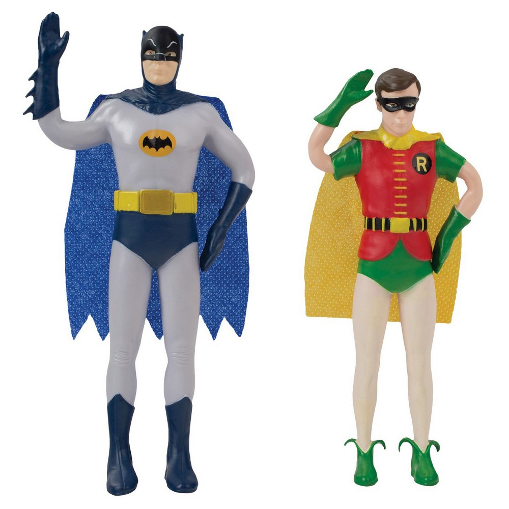 Batman Classic TV Series  Bendable Figur
