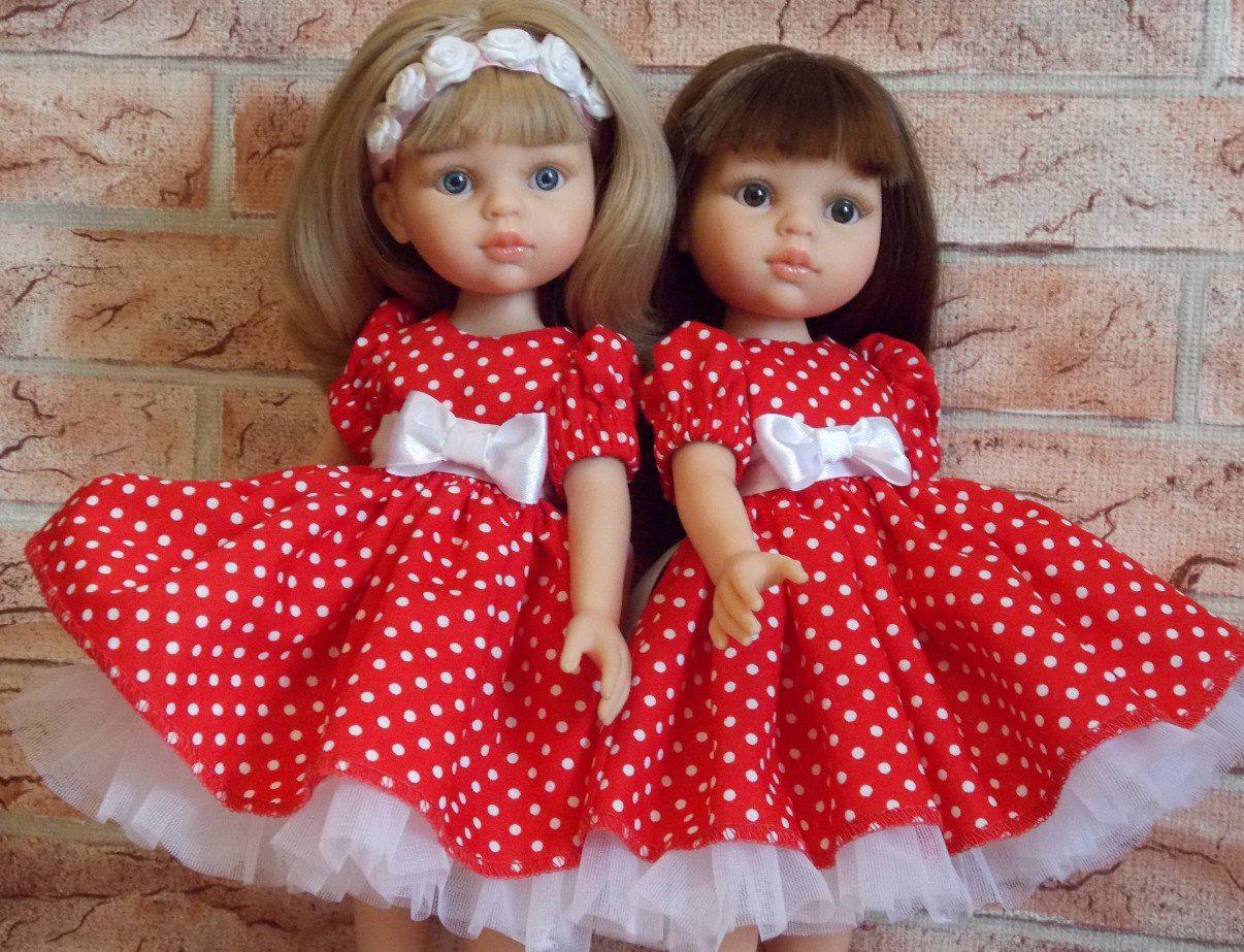 нарядные платья для кукол своими руками фото солью