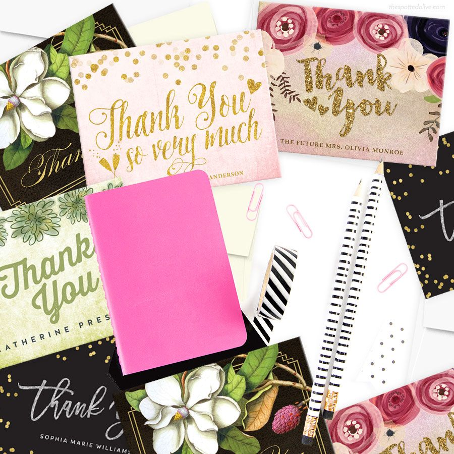How To Thank You Wording For Cash Gift Giveaway Wedding