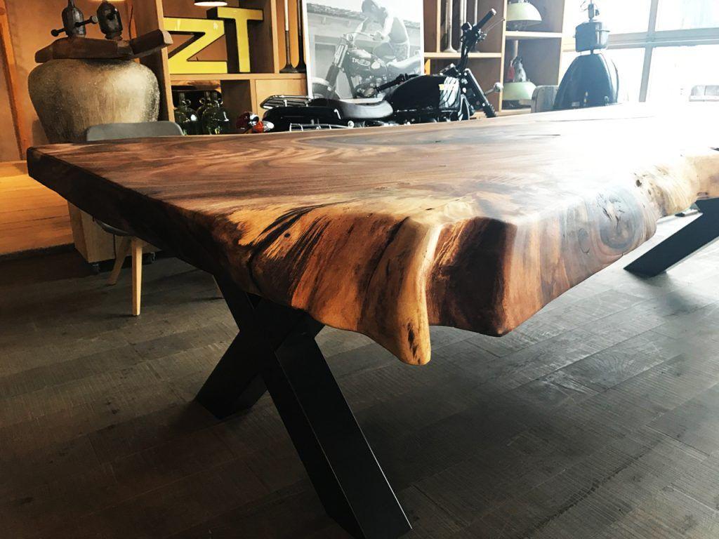Suar Wood Tafels : Suarhouten tafel suartafelen boomstamtafels suar i