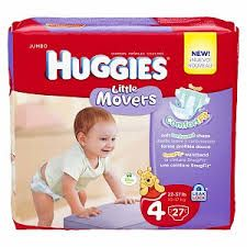 Huggies Little Movers The Absolute Best Diaper For Diarrhea We Have Tried Everything And These Are Only Ones That Keep Inside