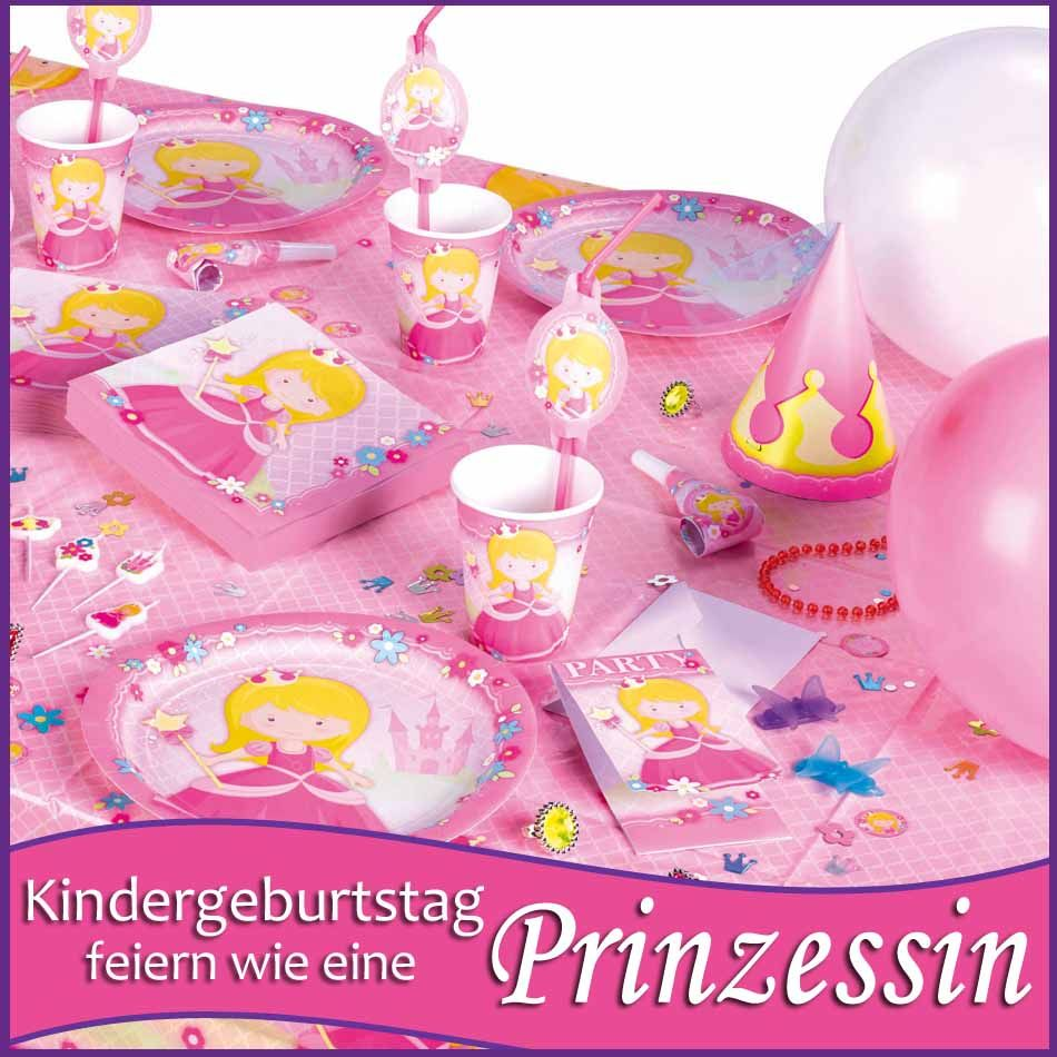 party deko kindergeburtstag prinzessin yokki. Black Bedroom Furniture Sets. Home Design Ideas