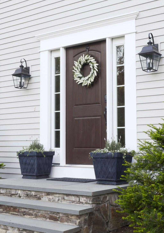 60 Farmhouse Front Porch Decor Ideas