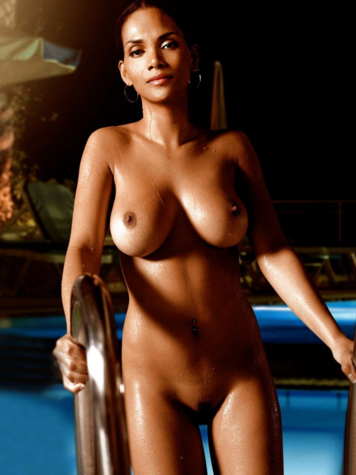 Halle berry nude butt ass naked
