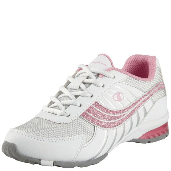 8e9e77a9840 payless.com Champion Girls  Pepper Runner (Color - White Pink ...