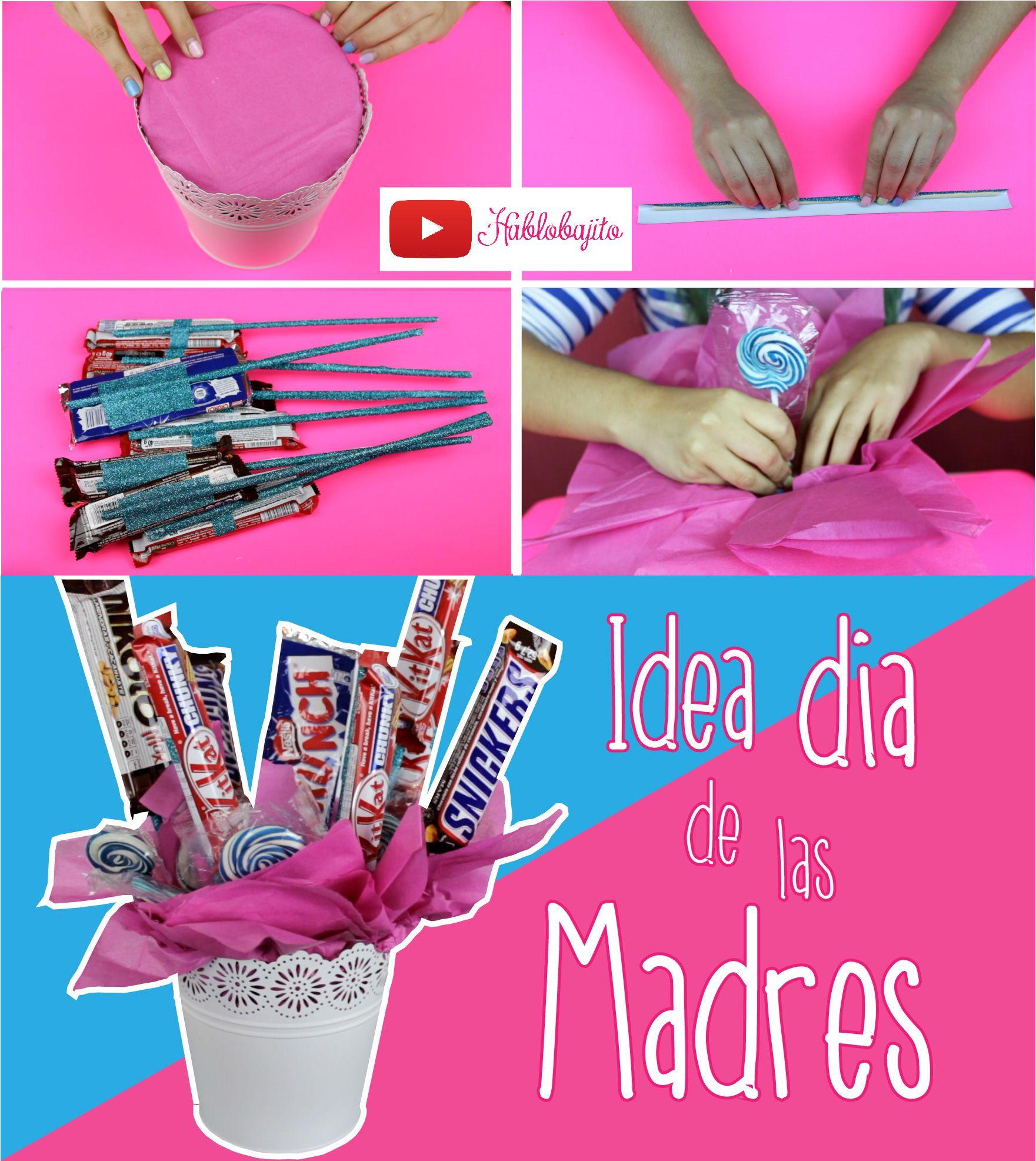 Dia De Las Madres Manualidades Para Hacer Regalos Practicos Ideas