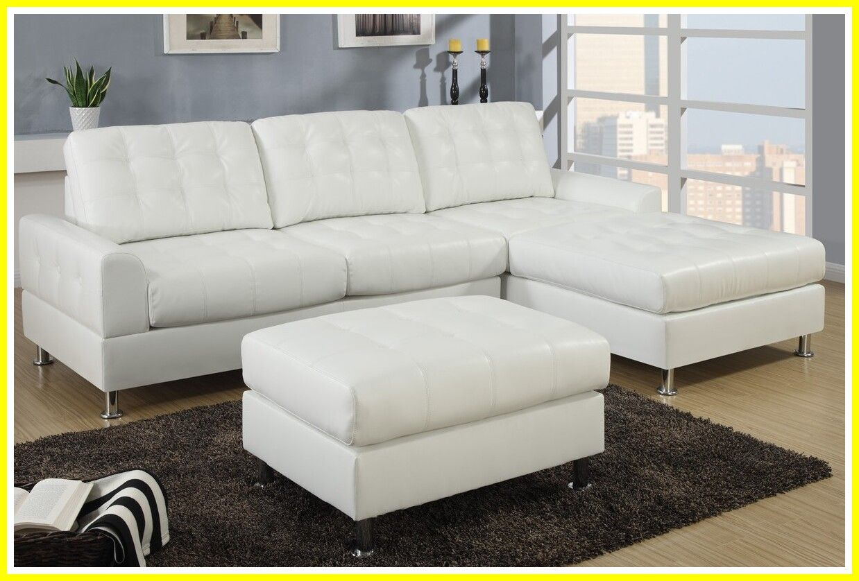 36 Reference Of Small White Sofa With Chaise In 2020 White Leather Sofas Sectional Sofa With Chaise White Sectional Sofa