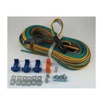 Optronics 4 Way Wishbone Trailer Wiring Kit Kit Trailer Wire
