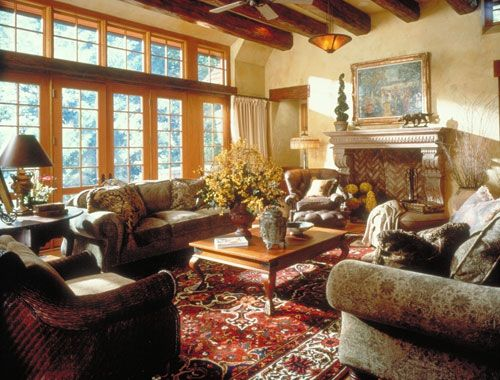 Tea2 Architects Not So Big Cottage Classic Living Room Decor European Home Decor Cottage Interiors