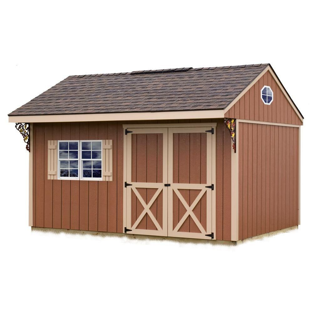 Best Barns Northwood 10 Ft X 14 Ft Wood Storage Shed Kit Clear Building A Shed Wood Storage Sheds Storage Shed Kits