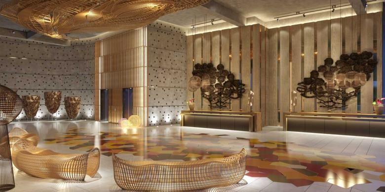 14 Hotel Mewah Baru Hadir Di Bali Kompas Com