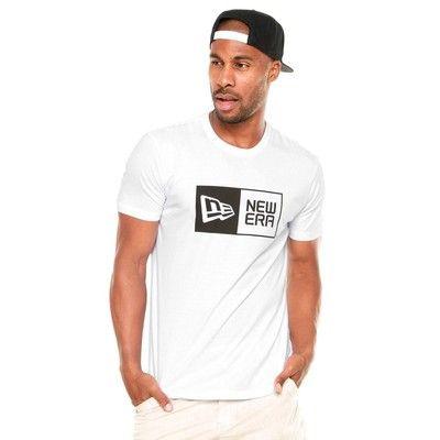 7d1c04948a4bc Camiseta New Era Tee Basic Big Logo