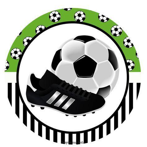 Futebol Kit Festa Gratis Para Imprimir Festa De Futebol Festa