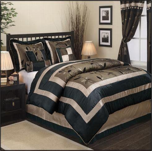 Pastora- 7 Piece comforter set King Size by NANSHING. $69.99. King Size