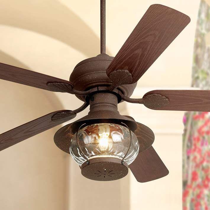 52 Quot Casa Vieja Rustic Indoor Outdoor Ceiling Fan 53438 24789 24860 Lamps Plus Best