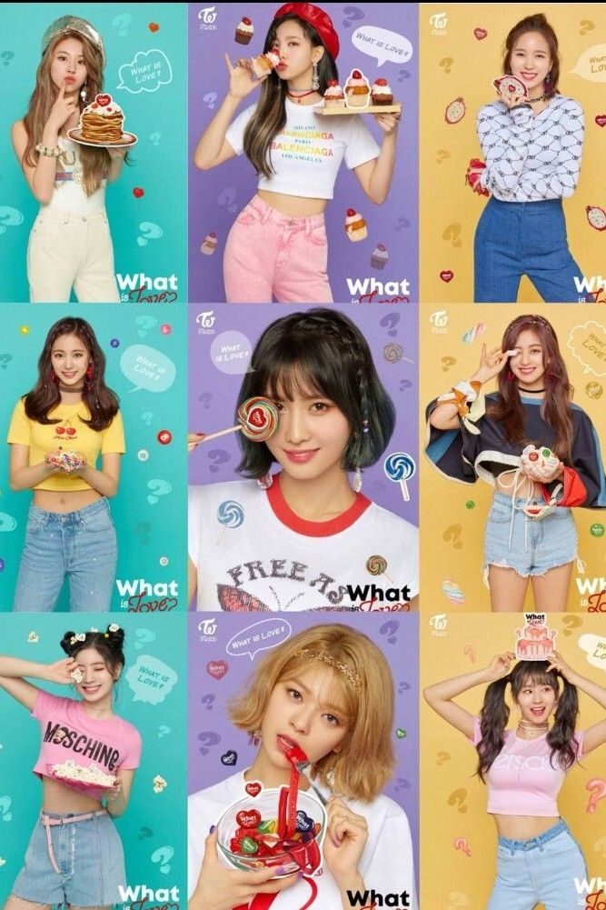 twice 5th mini album what is love twice in 2018 pinterest