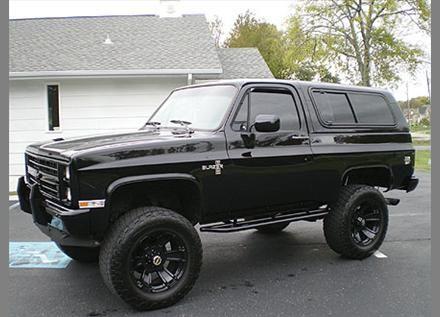 K5 Blazer Chevrolet Blazer K5 Blazer Chevy