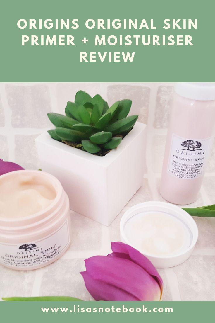 Origins Original Skin Moisturiser and Primer review (With