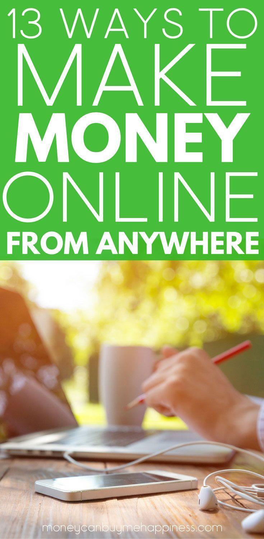 how to make money online internationally