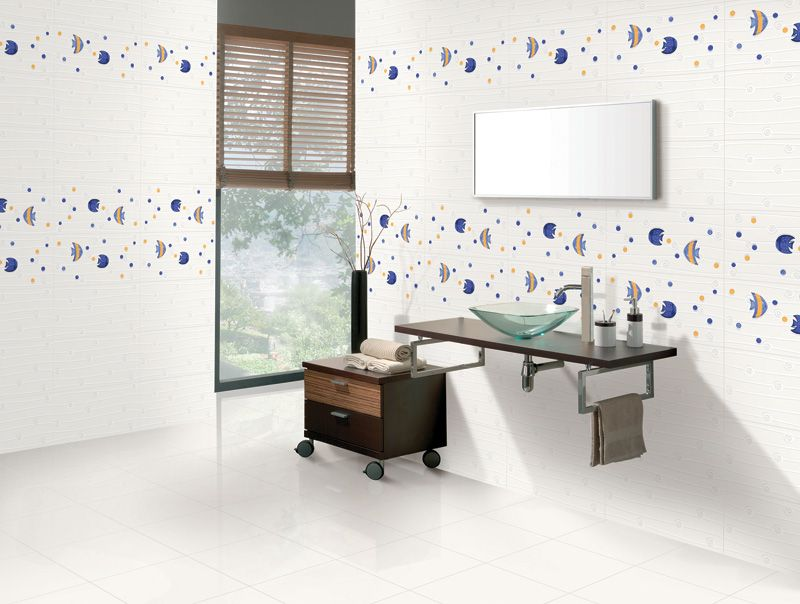 Using Tile With Decorative Insert For Valence Tile Manufacturers Kitchen Flooring Ceramic Wall Tiles
