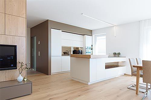 Gesamtkonzept GS Küche Pinterest Internal design, Interiors - küchen in u form