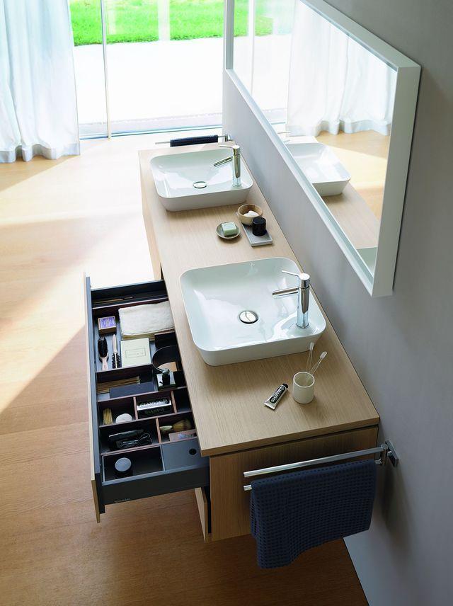 Achat meuble de salle de bain  le top 30 des marques Duravit