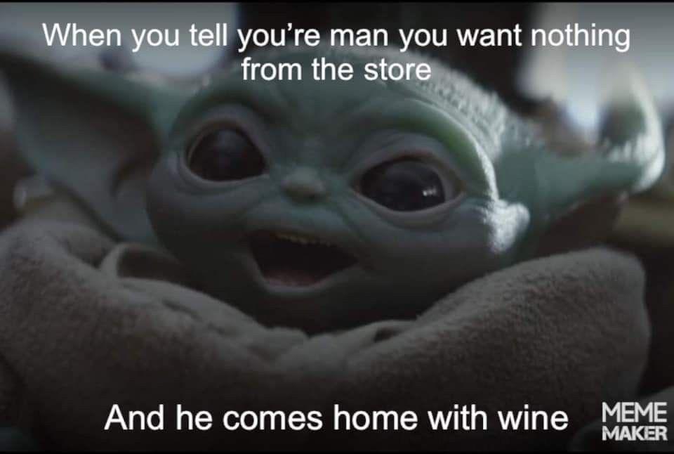 Pin By Kimberly Sherwood On Baby Yoda Yoda Meme Yoda Memes