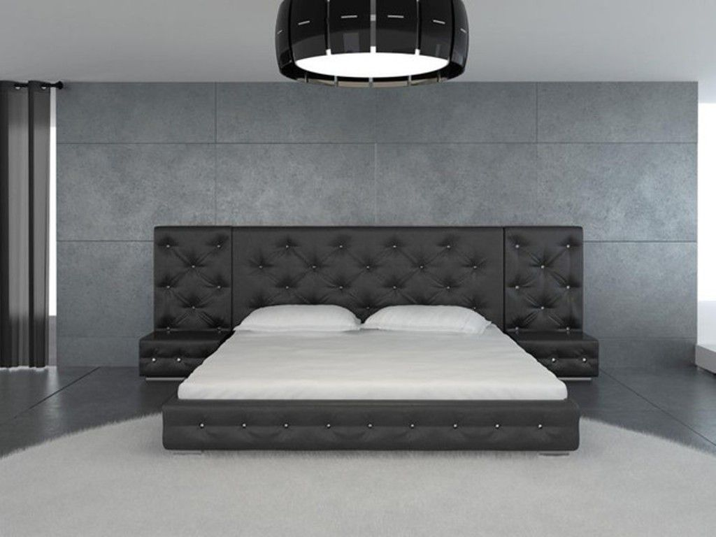Charming Modern Leather Headboard U2013 Headboard Designs