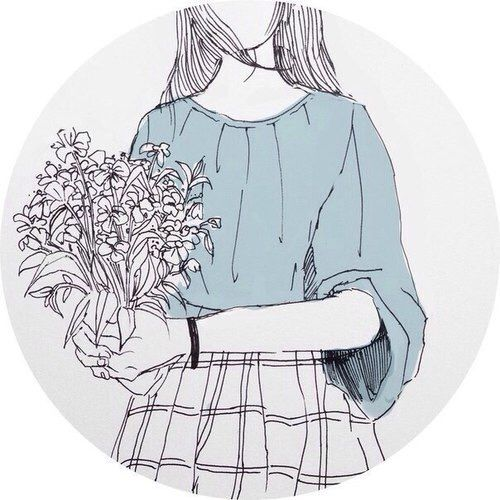 Image about girl in profile pics? by may on We Heart It