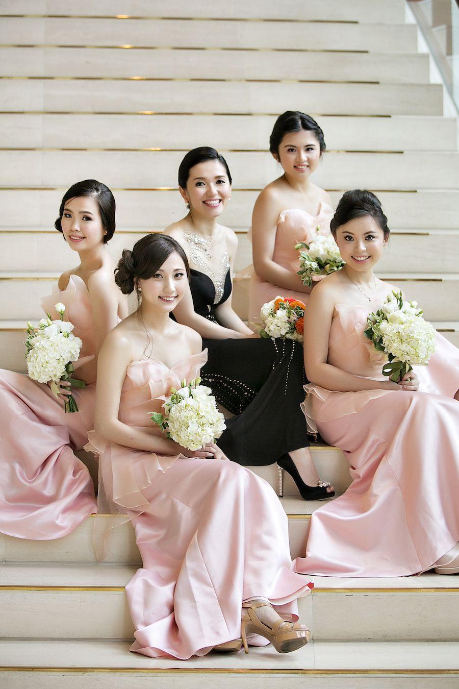 Pin On Bridesmaids [ 1350 x 900 Pixel ]