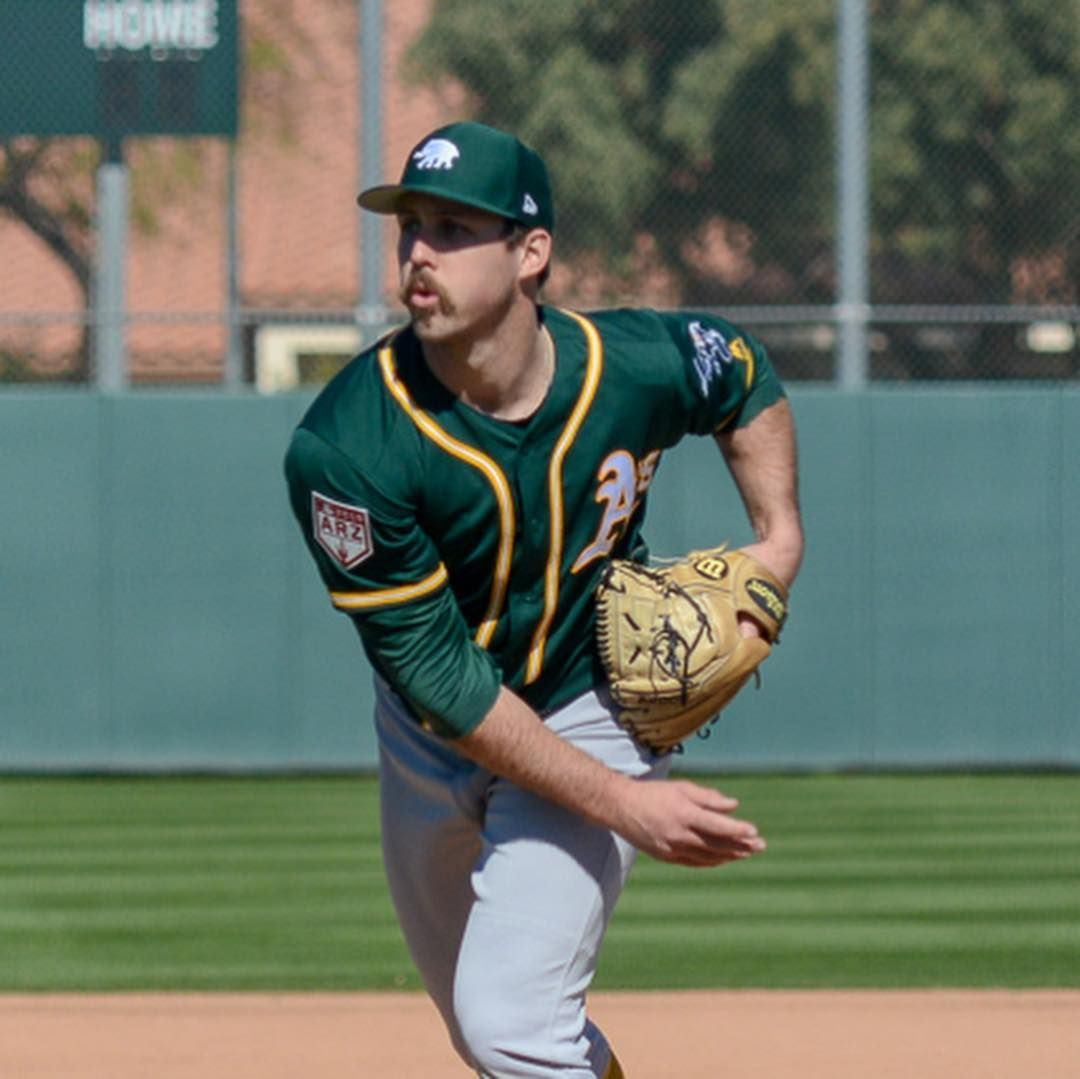 Were In Love With Pitchers And Catchers And Its Not Even Valentines Day Hellaspring Oakland Athletics Athlete Mlb American League