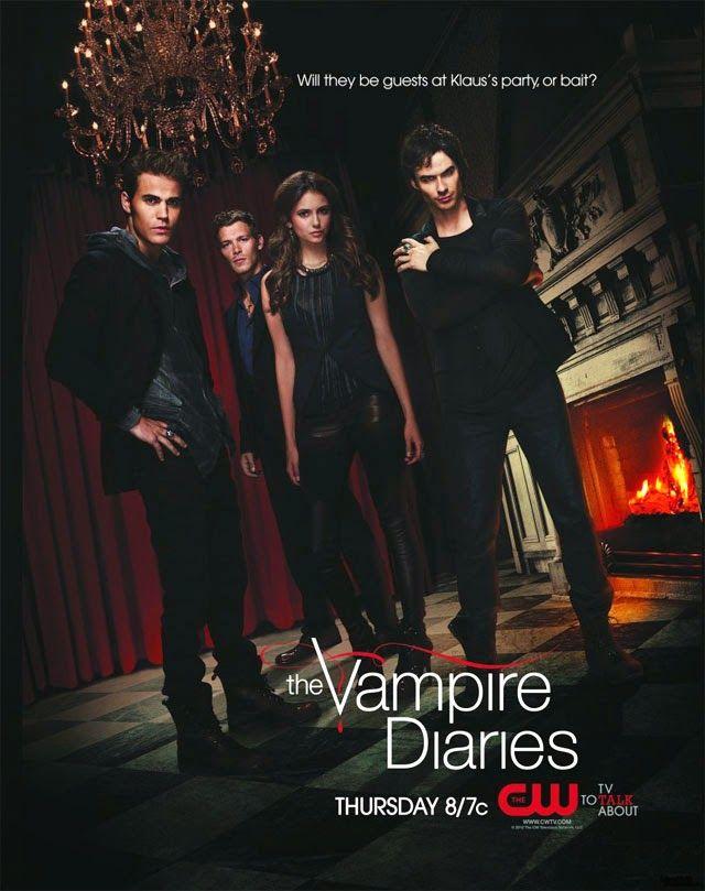 Diarios De Vampiros Temporada 3 Online Audio Latino Full Hd