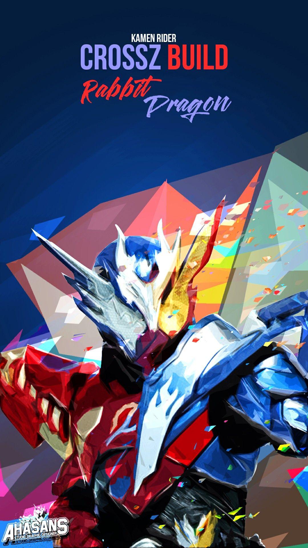 Kamen Rider Cross Z Build Wallpaper Wallpaper Tokusatsu