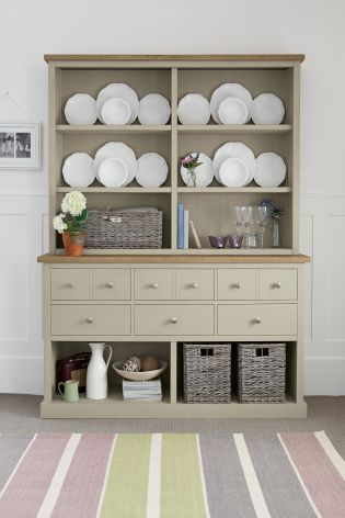 Ultimate Storage Solutions With The HartfordR Painted Dresser From Next Perfect For All Your