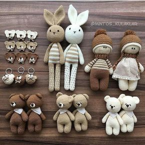 Free Amigurumi Animal Crochet Patterns - Free Amig