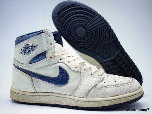 Vintage Nike Air Jordan Mode For Kvinnor Mode Kvinnor