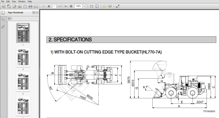 Pin On Hyundai Heavy Industries Operator S Manual