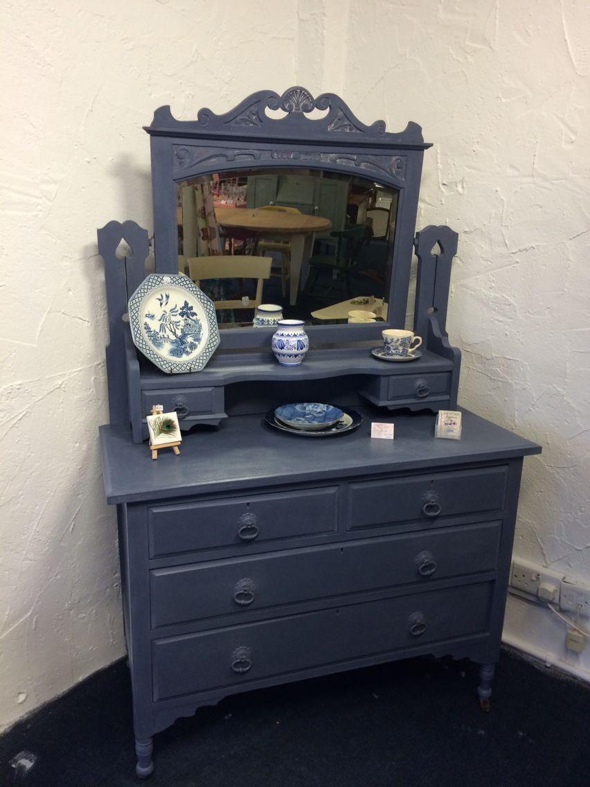 Dresser In Annie Sloan Old Violet Diy Furniture Projects Chalk Paint Furniture Painted Furniture