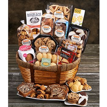Broadway Bakery Basket (Kosher) | Appitizers/Snacks | Pinterest ...