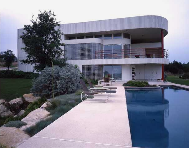 80S House Architecture
