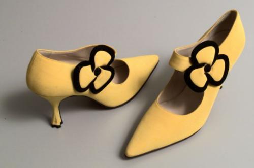 Shoes by Christian Loubotin, 1994-95, Powerhouse Museum