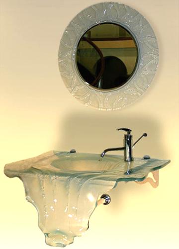 10 Weird And Fancy Bathroom Sinks For Bathroom Fun Fancy Bathroom Unique Bathroom Sinks Glass Bathroom Sink